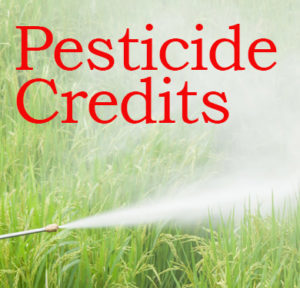 Cover photo for Pesticide Re-Certification Classes