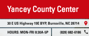 Yancey County Extension Contact