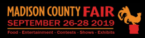 Cover photo for Madison County Fair: Agricultural Products, Honey, and Preserved Foods