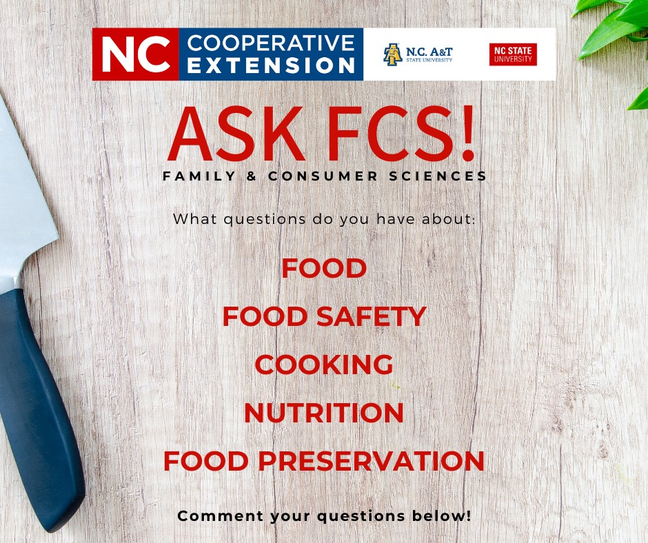 Ask FCS poster