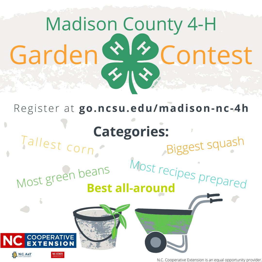 Garden Contest Image