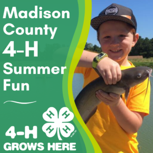 Cover photo for 4-H Summer Fun