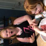 Making meatballs (Kids as Chefs)