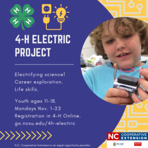 Electric project- boy with battery motor